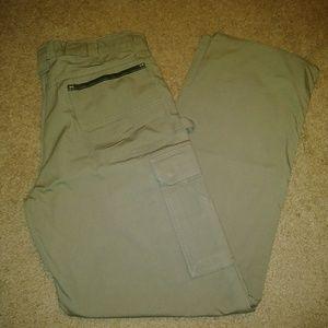 Wrangler RipStop Size 36x34 Work Pants